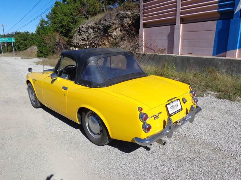 1969 datsun 1600 in new braunfels tx trophy motors for Trophy motors new braunfels texas