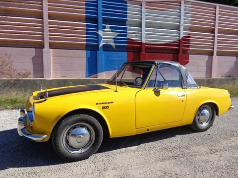 Datsun for sale in texas for Trophy motors new braunfels