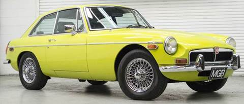 1974 MG MGB for sale in New Braunfels, TX