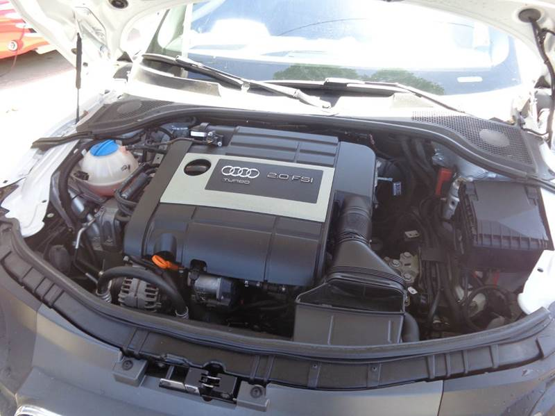 2009 audi tt 2 0t premium plus 2dr convertible in new for Trophy motors new braunfels texas