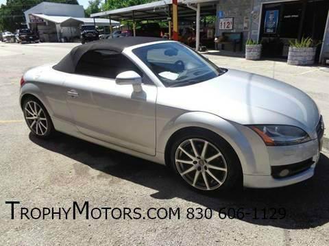 2009 Audi TT for sale in New Braunfels, TX