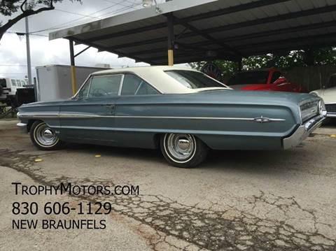 1964 Ford Galaxie 500XL for sale in New Braunfels, TX