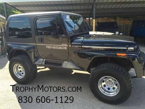 1993 Jeep Wrangler For Sale - Carsforsale.com®