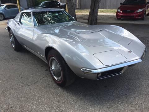 1968 Chevrolet Corvette for sale in New Braunfels, TX