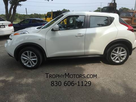 2013 Nissan JUKE for sale in New Braunfels, TX