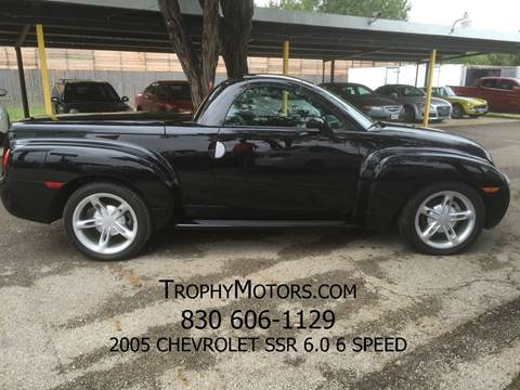 2005 Chevrolet SSR for sale in New Braunfels, TX