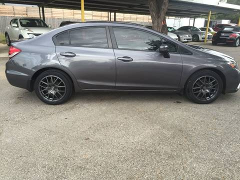 2014 Honda Civic for sale in New Braunfels, TX