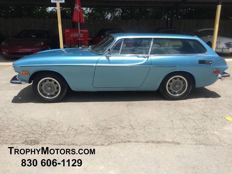 1972 volvo 1800 in new braunfels tx trophy motors for Trophy motors new braunfels