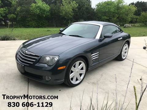 2006 Chrysler Crossfire for sale in New Braunfels, TX
