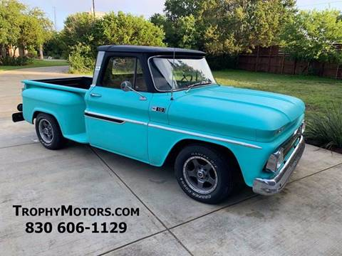 1965 Chevrolet C/K 10 Series for sale in New Braunfels, TX