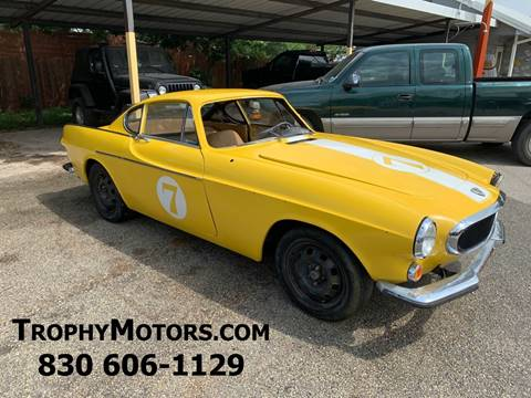 1967 Volvo 1800 for sale in New Braunfels, TX