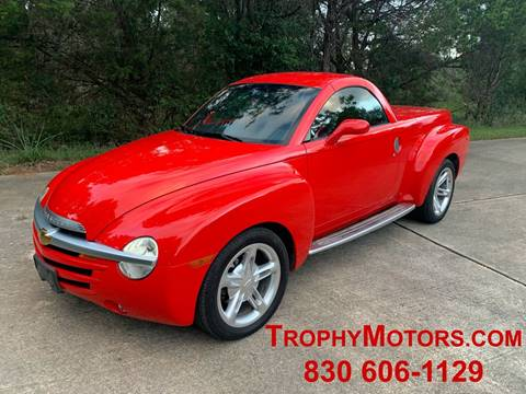2003 Chevrolet SSR for sale in New Braunfels, TX