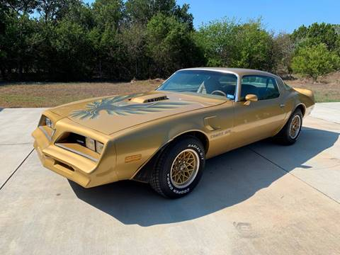 1978 Pontiac Firebird Trans Am for sale in New Braunfels, TX