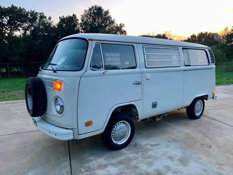 1974 Volkswagen  van for sale at TROPHY MOTORS in New Braunfels TX
