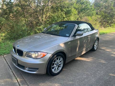 2011 BMW 1 Series for sale at TROPHY MOTORS in New Braunfels TX