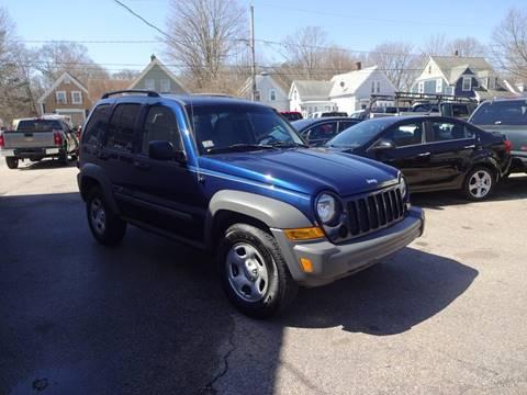 2005 Jeep Liberty for sale in Abington, MA