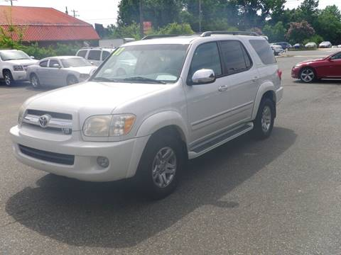 2007 Toyota Sequoia for sale in Charlotte, NC