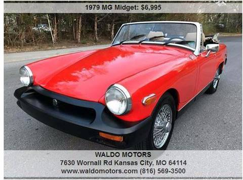 1979 MG Midget for sale in Kansas City, MO