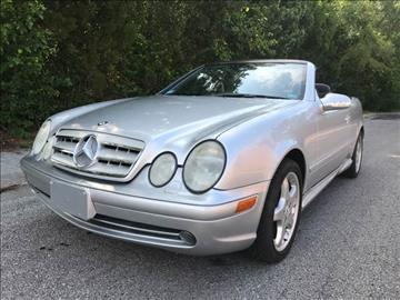 2002 Mercedes-Benz CLK for sale in Kansas City, MO