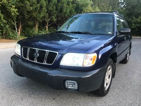 2001 Subaru Forester for sale in Kansas City, MO