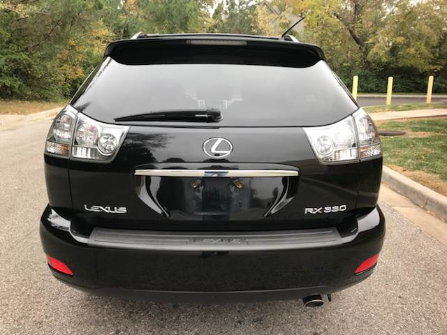 2004 Lexus Rx 330 Awd 4dr Suv In Kansas City Mo Waldo Motors