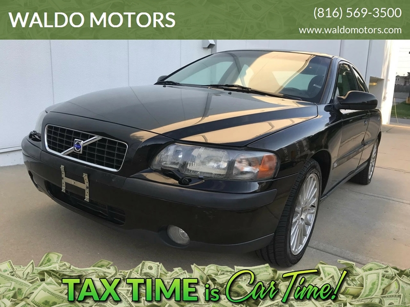 2002 Volvo S60 4dr T5 Turbo Sedan In Kansas City Mo Waldo Motors
