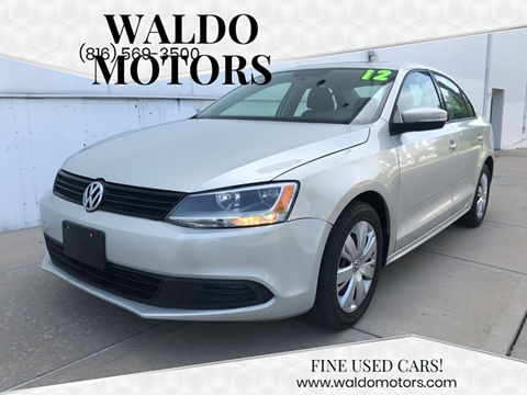2012 Volkswagen Jetta for sale in Kansas City, MO