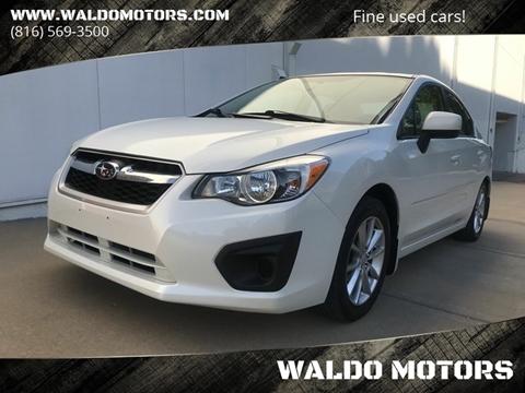 Subaru Dealership Kansas City >> Waldo Motors Used Cars Kansas City Mo Dealer