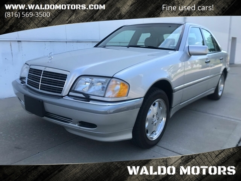 1998 Mercedes-Benz C-Class for sale in Kansas Cuty, MO