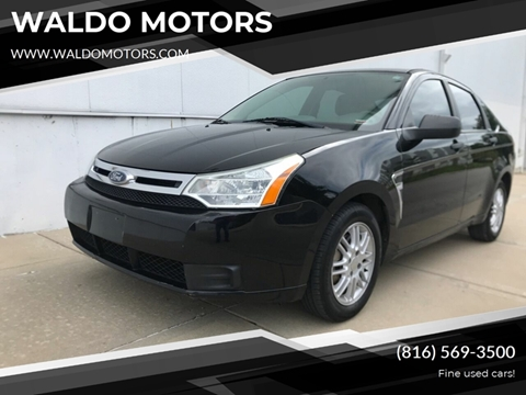 2008 Ford Focus for sale in Kansas City, MO