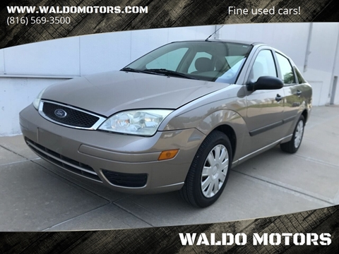 2005 Ford Focus for sale in Kansas City, MO