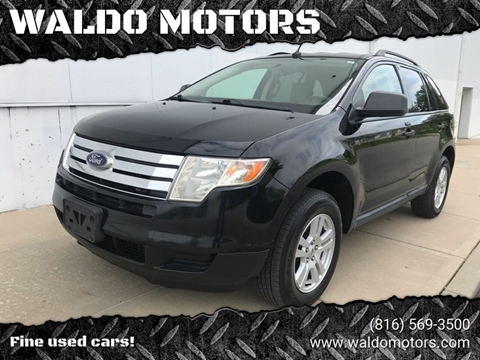 Used Cars For Sale In Kansas City >> Ford Used Cars Pickup Trucks For Sale Kansas City Waldo Motors