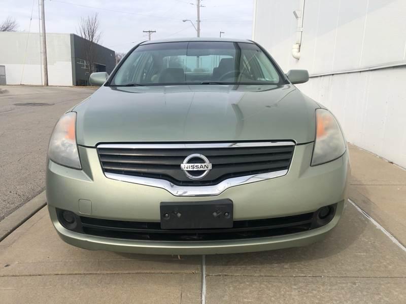 2008 Nissan Altima 2.5 S 4dr Sedan CVT - Kansas Cuty MO