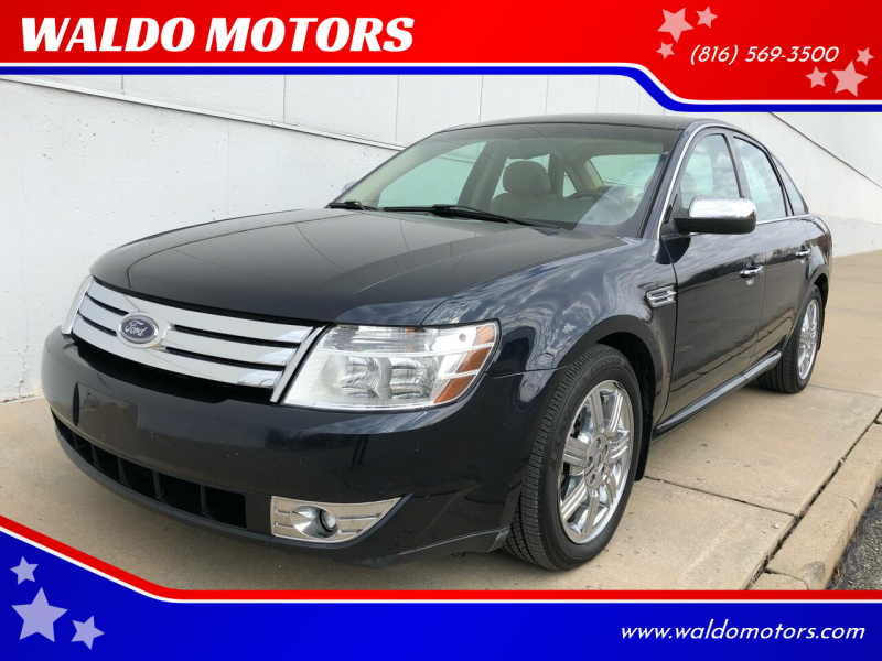 2009 Ford Taurus Limited 4dr Sedan - Kansas Cuty MO
