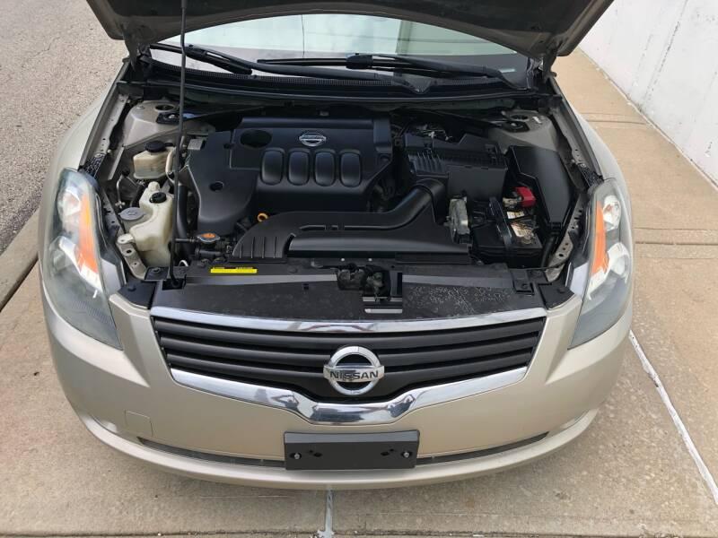 2009 Nissan Altima 2.5 S 4dr Sedan CVT - Kansas Cuty MO