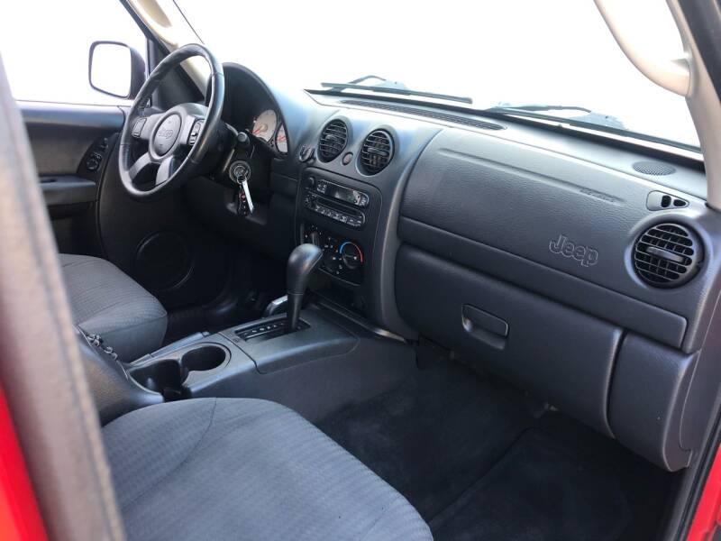 2003 Jeep Liberty 4dr Sport 4WD SUV - Kansas Cuty MO