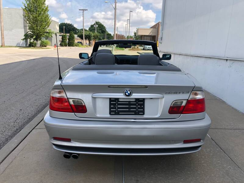 2003 BMW 3 Series 330Ci 2dr Convertible - Kansas Cuty MO