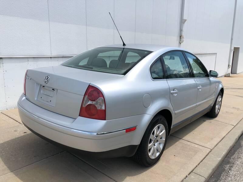 2003 Volkswagen Passat 4dr GLS 1.8T Turbo Sedan - Kansas Cuty MO