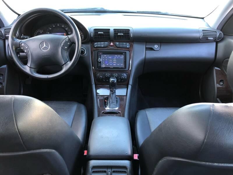 2004 Mercedes-Benz C-Class AWD C 240 4MATIC 4dr Wagon - Kansas Cuty MO