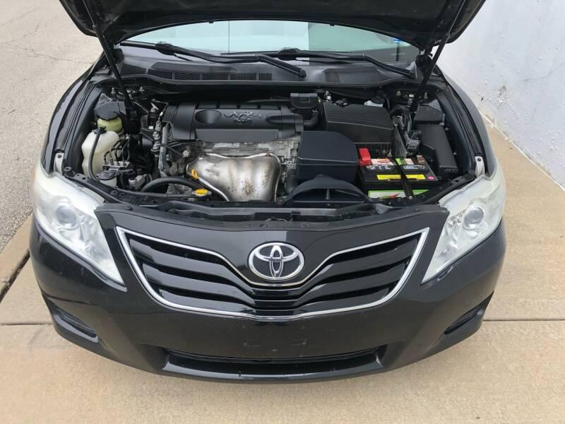 2011 Toyota Camry LE 4dr Sedan 6A - Kansas Cuty MO