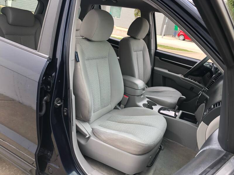 2007 Hyundai Santa Fe AWD GLS 4dr SUV - Kansas Cuty MO
