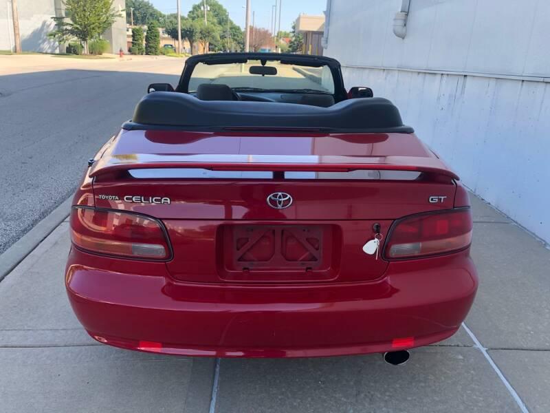 1999 Toyota Celica GT 2dr Convertible - Kansas Cuty MO