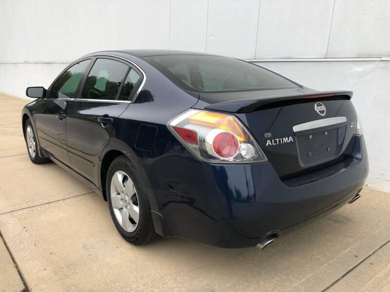 2007 Nissan Altima 2.5 S 4dr Sedan (2.5L I4 CVT) - Kansas Cuty MO