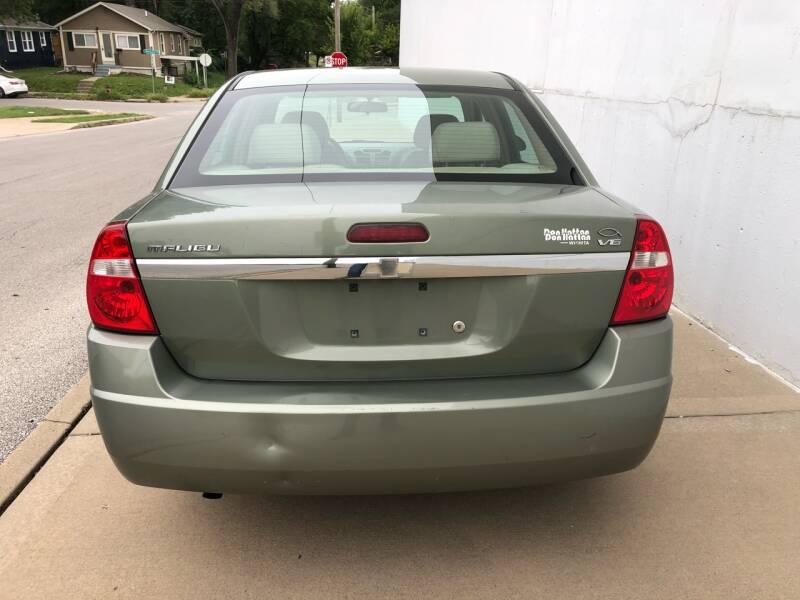 2004 Chevrolet Malibu 4dr Sedan - Kansas Cuty MO