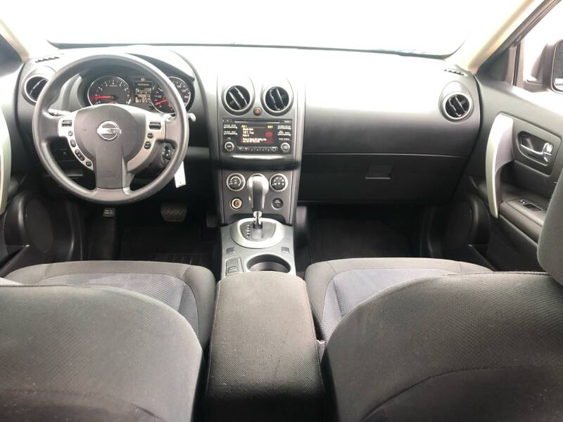 2015 Nissan Rogue Select AWD S 4dr Crossover - Kansas Cuty MO