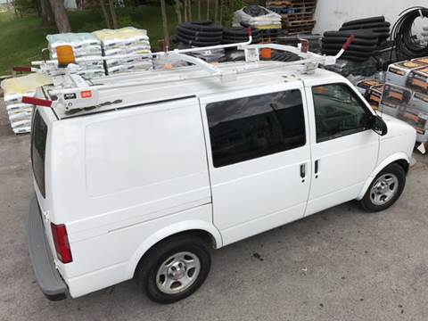 2016 WeatherGuard Angled locking ladder for sale in Canfield, OH