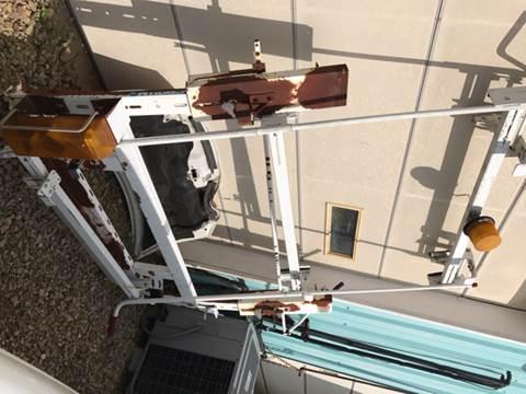 2016 WeatherGuard Angled locking ladder
