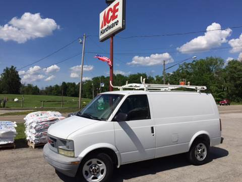 2004 GMC Safari Cargo for sale in Canfield, OH