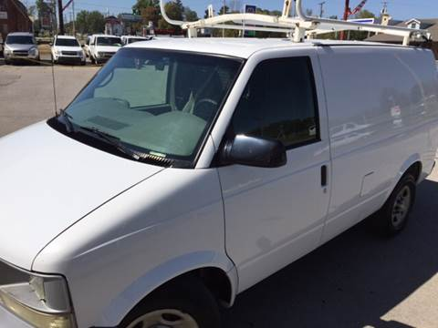2005 Chevrolet Astro Cargo for sale in Canfield, OH