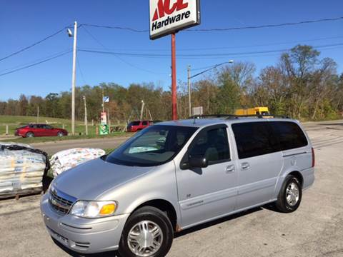 2001 Chevrolet Venture for sale in Canfield, OH